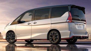 All New Nissan Serena, Seri Terbaru dengan Mesin e – Power