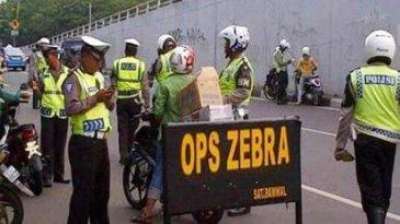 Operasi Zebra Dimulai, Kakorlantas Beri Wejangan Pada Seluruh Personil Polantas