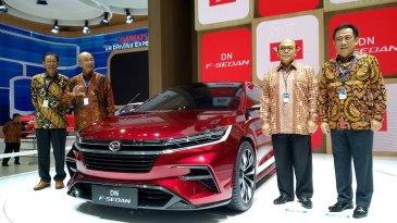 Duo Konsep DN F Sedan dan DN Multisix Akan Diproduksi Massal Oleh Daihatsu?
