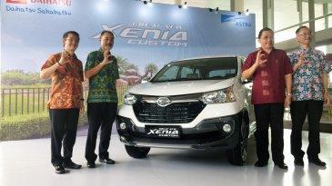 Varian Baru Daihatsu, Great New Xenia Custom Hanya Satu Pilihan Warna