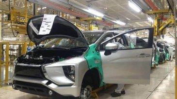 Penjualan Xpander Tembus 30.000 unit, Antrean Hingga Tahun Depan