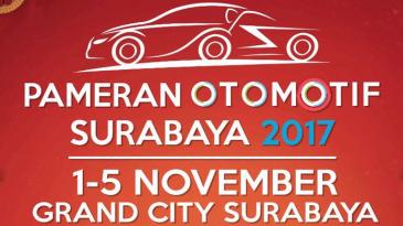 Menilik Keseruan Pameran Otomotif Surabaya atau POS 2017