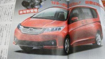 Generasi Honda Freed Terbaru Andalkan Mesin 1.0L Turbo