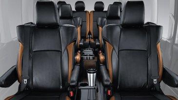 New Toyota Hiace, MPV Premium Untuk Keluarga Besar