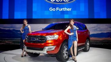 Spesifikasi Dan Harga All New Ford Everest 2015