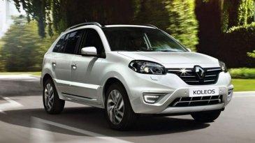 New Koleos SUV Yang Kaya Dengan Fitur Cerdas