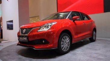 Baleno Hatchback Pede Bersaing Dengan Honda Jazz Dan Toyota Yaris