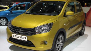 Jagoan Baru, Suzuki Celerio Resmi Diluncurkan di Indonesia
