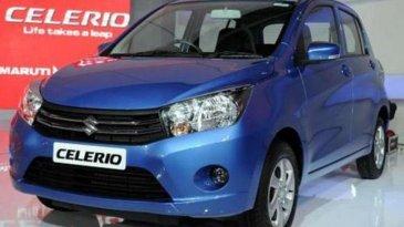 Suzuki Celerio - Mobil Murah dan Irit BBM