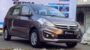 Baru Setengah Semester, Ekspor Suzuki Sudah Capai 5.5 Triliun