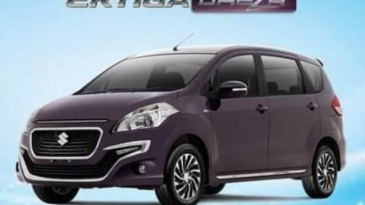 Varian Tertinggi Suzuki Ertiga Bakal Hadirkan Nuansa Yang Lebih Megah