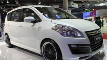 Suzuki Ertiga Facelift Terbaru Sebentar Lagi Hadir di Indonesia