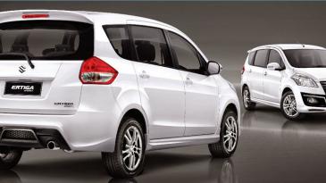 Siap Siap Suzuki Ertiga Varian Termewah bakal Hadir Di awal Tahun 2016