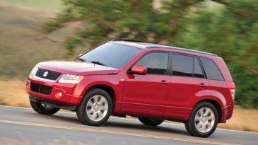 Harga Suzuki Grand Vitara Bekas Keluaran Dari Tahun 2006 Sampai 2012