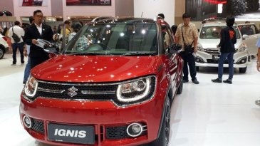 Suzuki Bakal Luncurkan Model Baru Ignis. Berlabel Limited Edition?