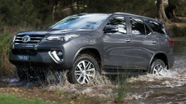 Januari 2016, Toyota All New Fortuner Siap Meluncur di Indonesia