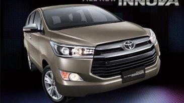 Syarat Dan Ketentuan Test Drive All New Kijang Innova, Hadiah Toyota Innova G