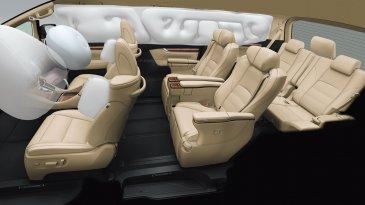 Toyota Alphard Si Bintang Terang Yang Menjanjikan Kemewahan dan Kenyamanan