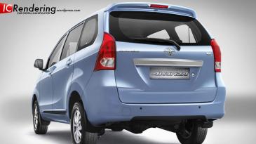 Harga Toyota Avanza Facelift