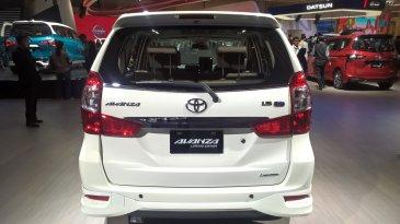 Hanya Diproduksi 150 Unit Inilah Yang Baru Dari Toyota Avanza Limited Edition