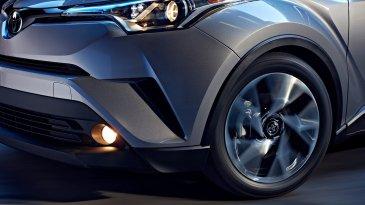 Toyota C-HR Bakal Jadi Andalan Baru Di Kelas SUV Premium