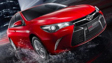 Toyota Camry Esport - Camry Sporty Dengan Harga 650 Jutaan
