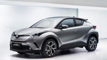 Toyota Resmi Umumkan Terkait Kapan Toyota CH-R Mulai Dijual