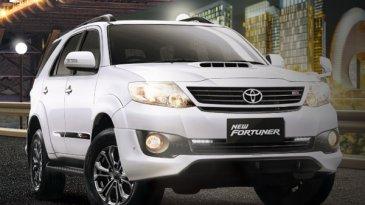 Perbedaan Toyota Fortuner Tipe 2.5 G, 2.7 G, dan TRD Sportivo
