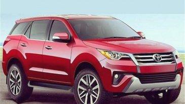 Toyota Fortuner Terbaru akan segera Di Rilis, Ini Fitur megah Dan Variannya.