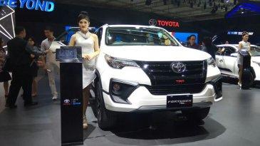 Penjualan Fortuner Terus Menurun, Toyota Tetap Optimis
