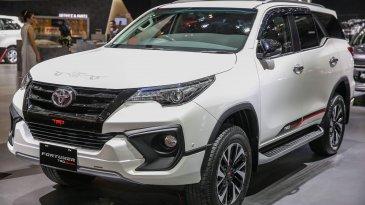 Kenali Mobil - Mobil Toyota Varian Baru, Special Edition, Dan Special Modification