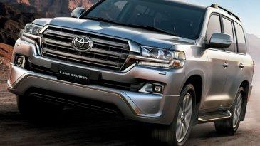 Januari 2018 Harga Semua Model Toyota Naik, Kecuali All New Rush
