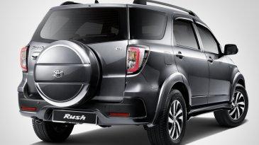 Mengenal Lebih Dekat Mobil Toyota Rush
