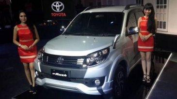 Toyota Rush Bakal Gunakan Mesin Dual VVT-i