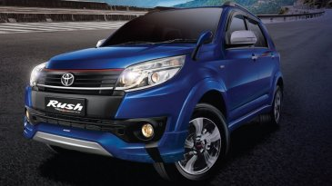 New Daihatsu Terios dan Toyota Rush,  Si Kembar BerbasisFT Concept?