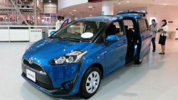 Datang Tahun Ini – Toyota Sienta Pesaing  Honda Freed