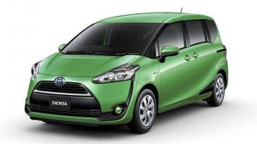 Sinyal Kuat - Toyota Sienta Si Bakal Diproduksi Di Karawang