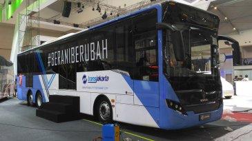 Maksimalkan Fasilitas, Laksana Bus Siap Bersaing Di Tingkat International