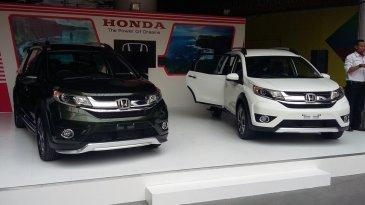 Luncurkan 6 Pilihan, Inilah Warna Honda BRV Yang Paling Diminati