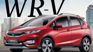 Honda WR-V Dikirim Ke Jepang Untuk Pengujian