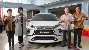 Dongkrak Penjualan, Mitsubishi Buka Dealer Baru Di Bekasi