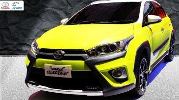 Perbedaan Toyota Yaris Heykers dengan Toyota Yaris Biasa