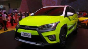 Inilah Mobil Konsep Yaris Heykers, Pesaing Berat Honda BR-V DiKemudian Hari