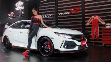 Serahkan 10 Unit Pertama ke Konsumen Civic Type R, Ini Pesan Bos Honda
