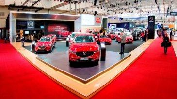 Ada CX-5, Penjualan Mazda Naik Empat Kali Lipat