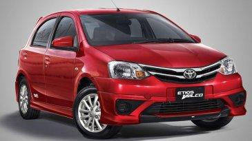 Toyota Tak Akan Stop Produksi Etios Sampai Tidak Laku Sama Sekali