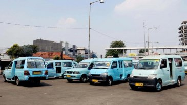 Wuling Confero Dan Toyota Avanza Bakal Jadi Angkot DKI Tahun Depan?