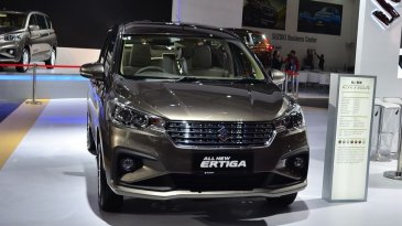 Suzuki Resmi Produksi Massal All New Ertiga Di Pabrik Cikarang