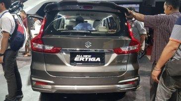 Resmi Luncurkan All New Ertiga, Suzuki Simpan Rapat Soal Harga