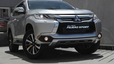 Tailgate Gas Spring Bermasalah,14.499 Unit Pajero Sport 2016 Kena Recall